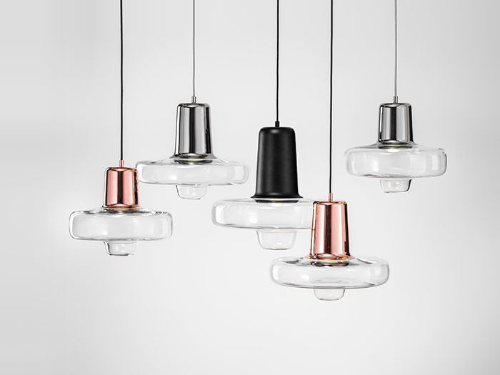 Spin Light Collection by Lasvit