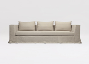 Marceau Slipcovered Sofa