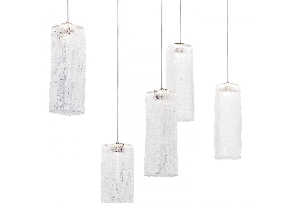 Yakisugi Pendant by Lasvit
